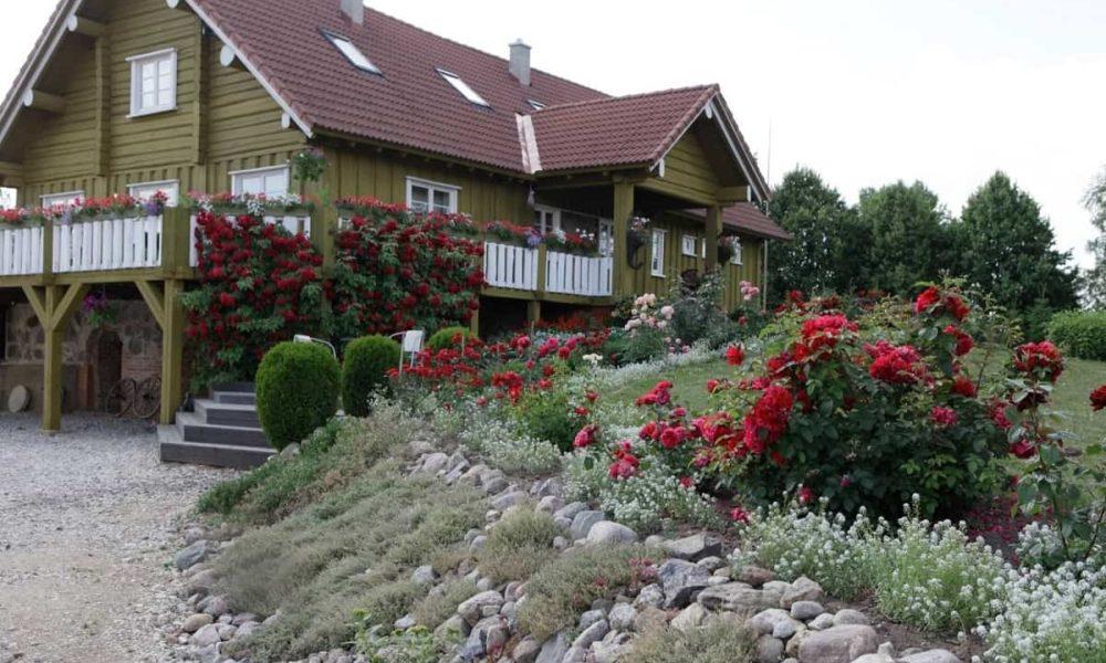 Ranman Grupp OÜ pruss-sõrestik majad